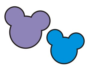Mickey Mouse - Disney - Double Graphic
