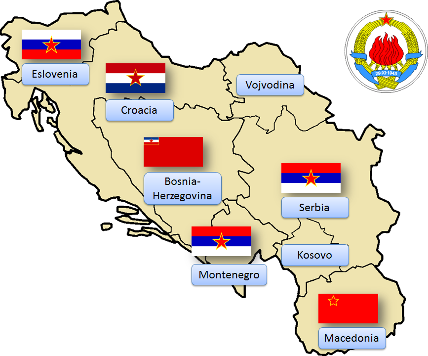 At First There Was A Single Country Called Yugoslav Formed By Six Republics Republic Of Bosnia And Herzegovina
