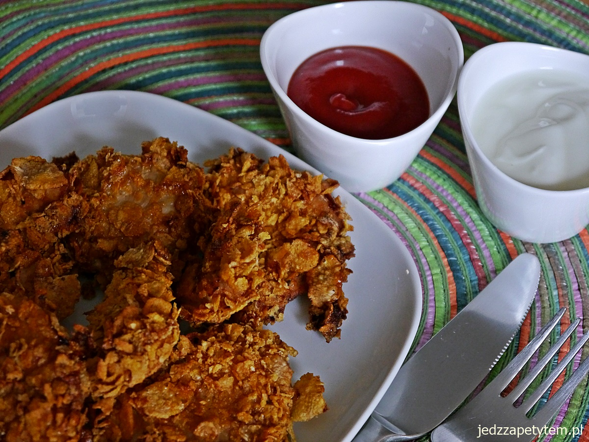 Chrupki kurczak