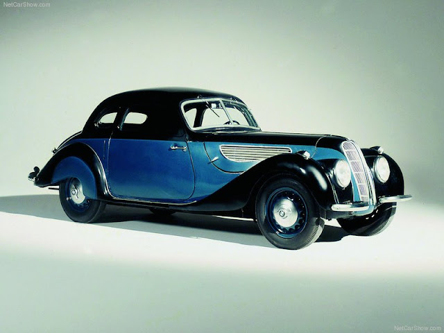 BMW 327 Coupe (1937)