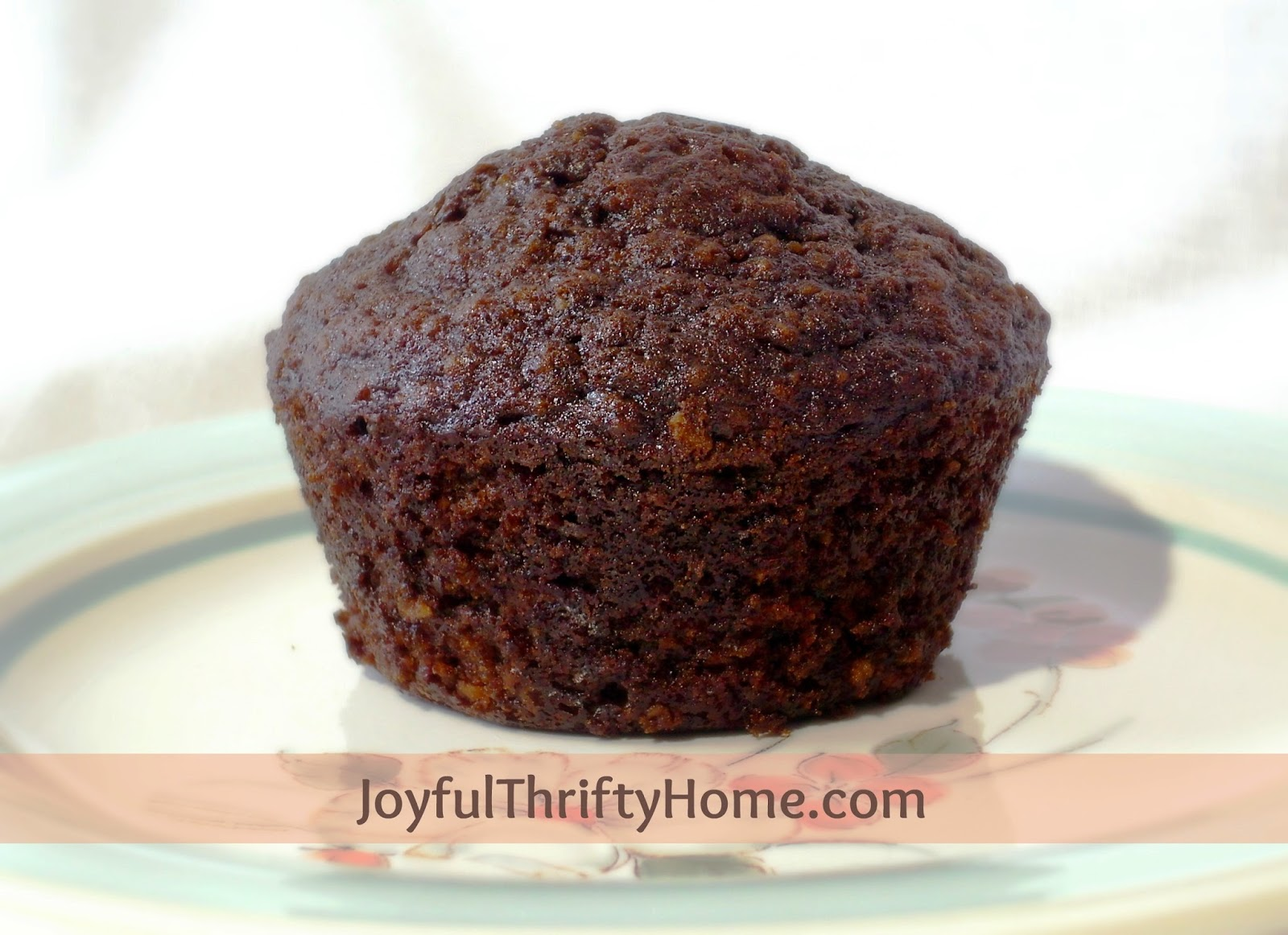 Mocha Breakfast Muffins @ Joyful Thrifty Home