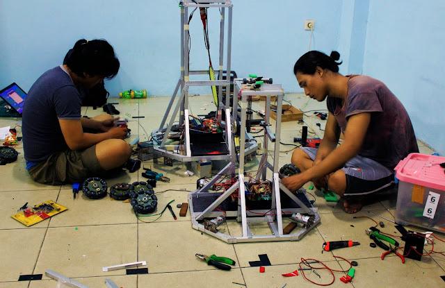 STMIK Banjarbaru Robotic Club