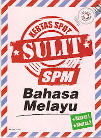 Model Soalan BM SPM