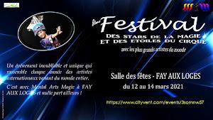 8ème Festival International des Stars de la Magie et des Étoiles du Cirque