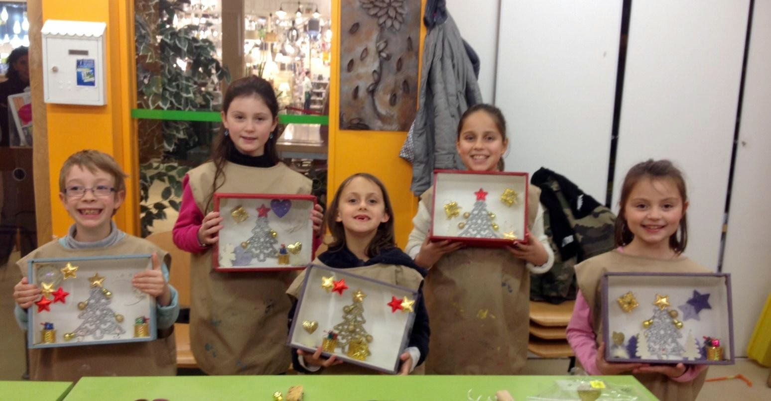 Cours enfants leroy merlin bourges cr ation no l bricolage enfants - Le roy merlin bourges ...