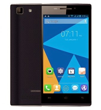 Doogee Turbo Mini F1 - HP Android Harga 1 Jutaan