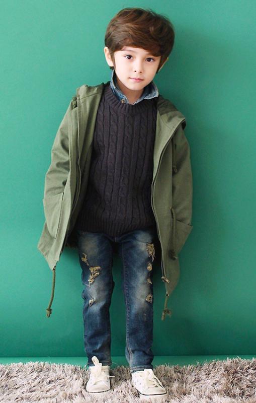 Foto gambar Dennis Kane bocah paling ganteng di dunia keren banget
