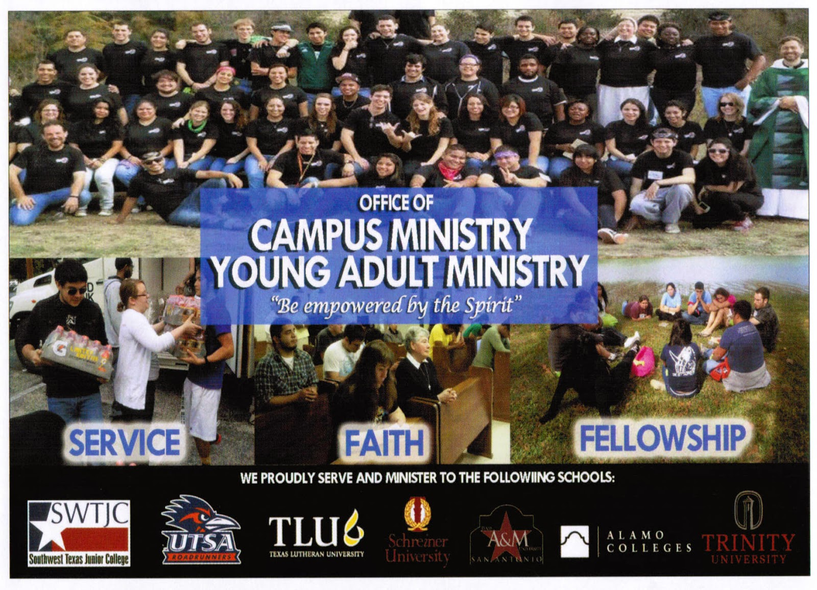 Office of Young Adult Ministry Archdiocese of St Louis