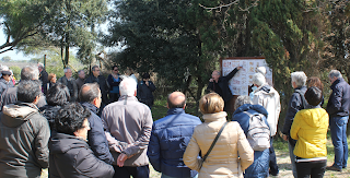 Quotidiano honebu di storia e archeologia escursione for Casa di cura santa maria del pozzo
