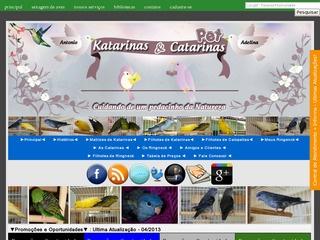 Criadouro Catarinas e Katarinas