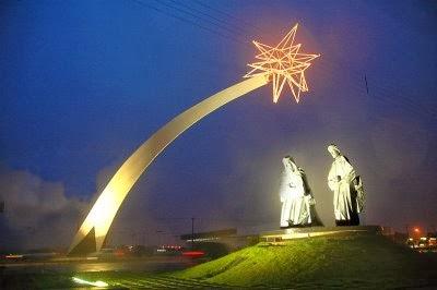 Pórtico dos Reis Magoa em Natal, RN