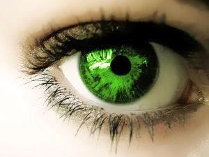 mata hijau