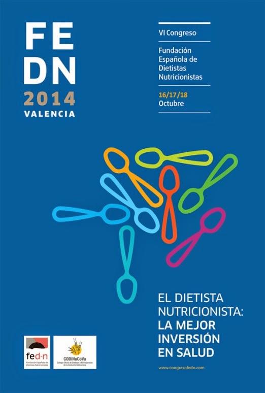 VI Congreso de la Fundación Española de Dietistas-Nutricionistas
