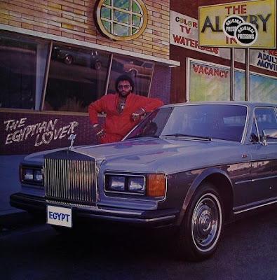 The Egyptian Lover – The Alezby Inn (VLS) (1987) (FLAC + 320 kbps)