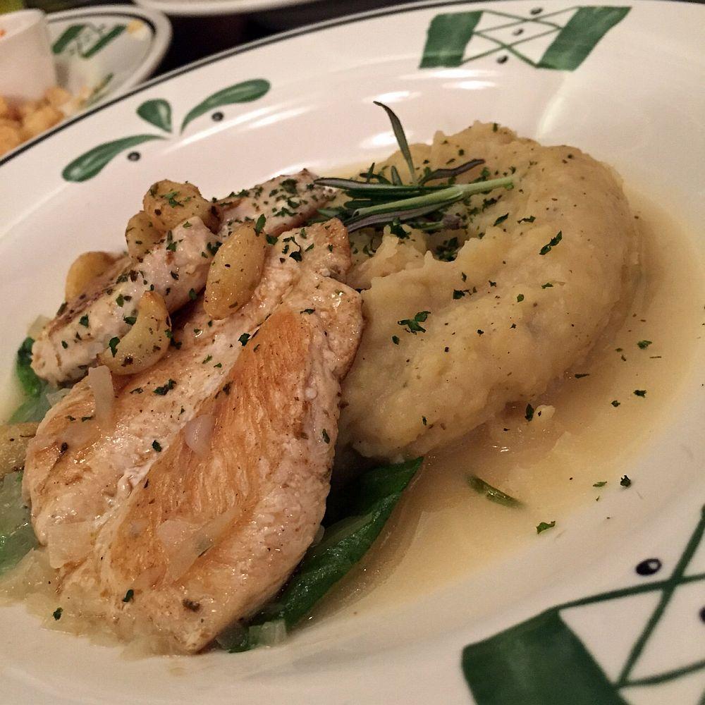 foodbin: Olive Garden @ Mid Valley.