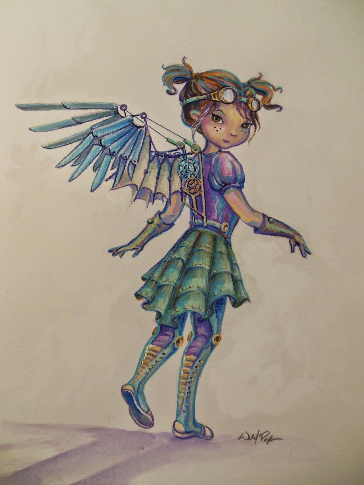 Millie -Makergirl logo