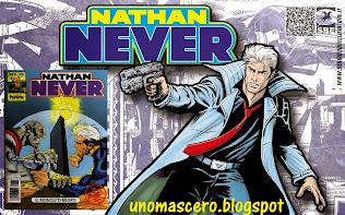 una entrada realizada en 2008 sobre los Nathan Never que publico comics forum