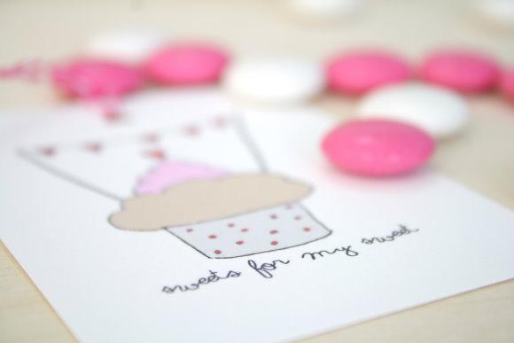 kostenlose Valentinskarten zum Ausdrucken