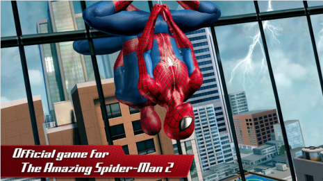 The Amazing Spider-Man 2 Hadir di Android Games