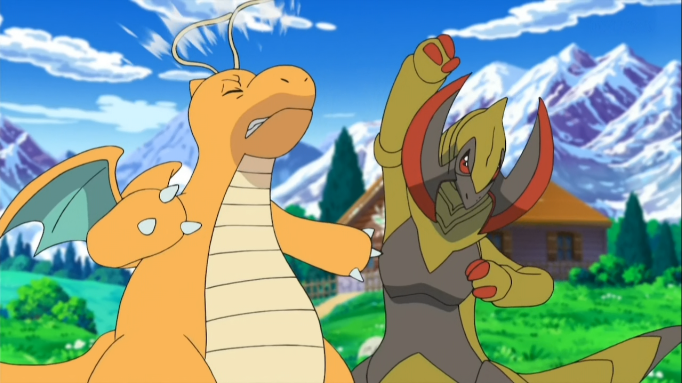 Pokemon best wishes season 2 episode 07 kairyu is stubborn long