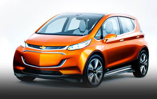 2017 Chevy Bolt EV Pictures