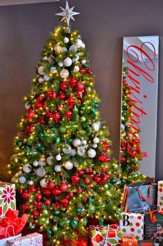decorated christmas trees picture on pinterest hd