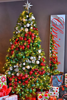 Decorated Christmas Trees Picture on Pinterest