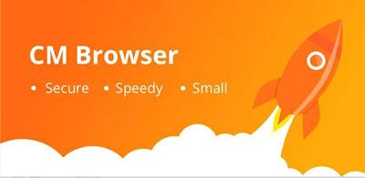 تطبيق CM Browser المتصفح الرائع والسريع لهواتف أندرويد مجانا