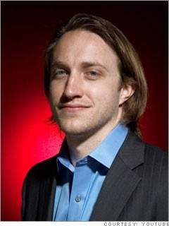 Biography Chad Hurley - Founder of YouTube