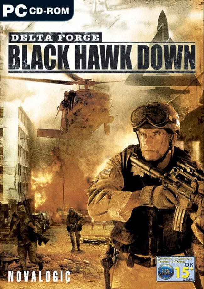 تحميل لعبة Delta Force Black Hawk Down