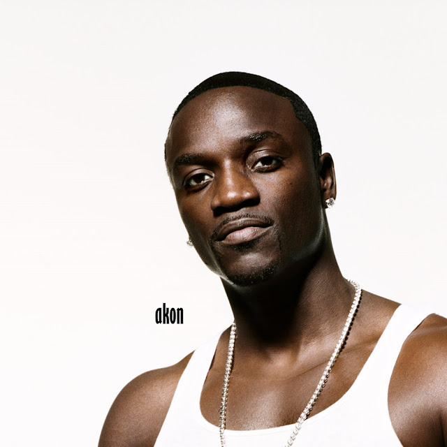Stylish Akon