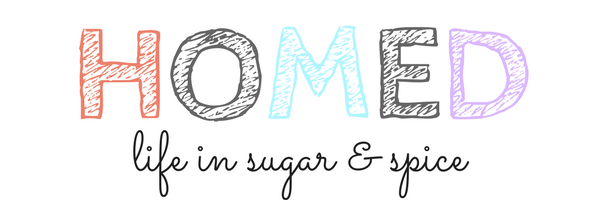 Homed: Life in Sugar & Spice