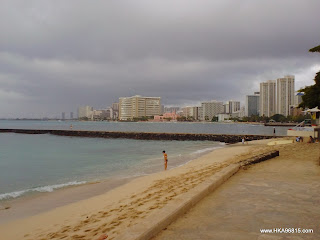 Queens Beach Hawaii