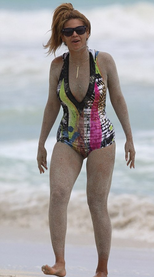Beyonce in a Swimsuit and Sand This is since 'adult' relationship and normal dating are frequently lumped ...