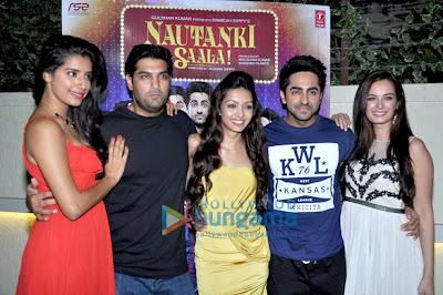 'Nautanki Saala!' Movie Success Bash gallery