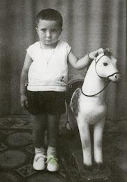Col cavallo bianco