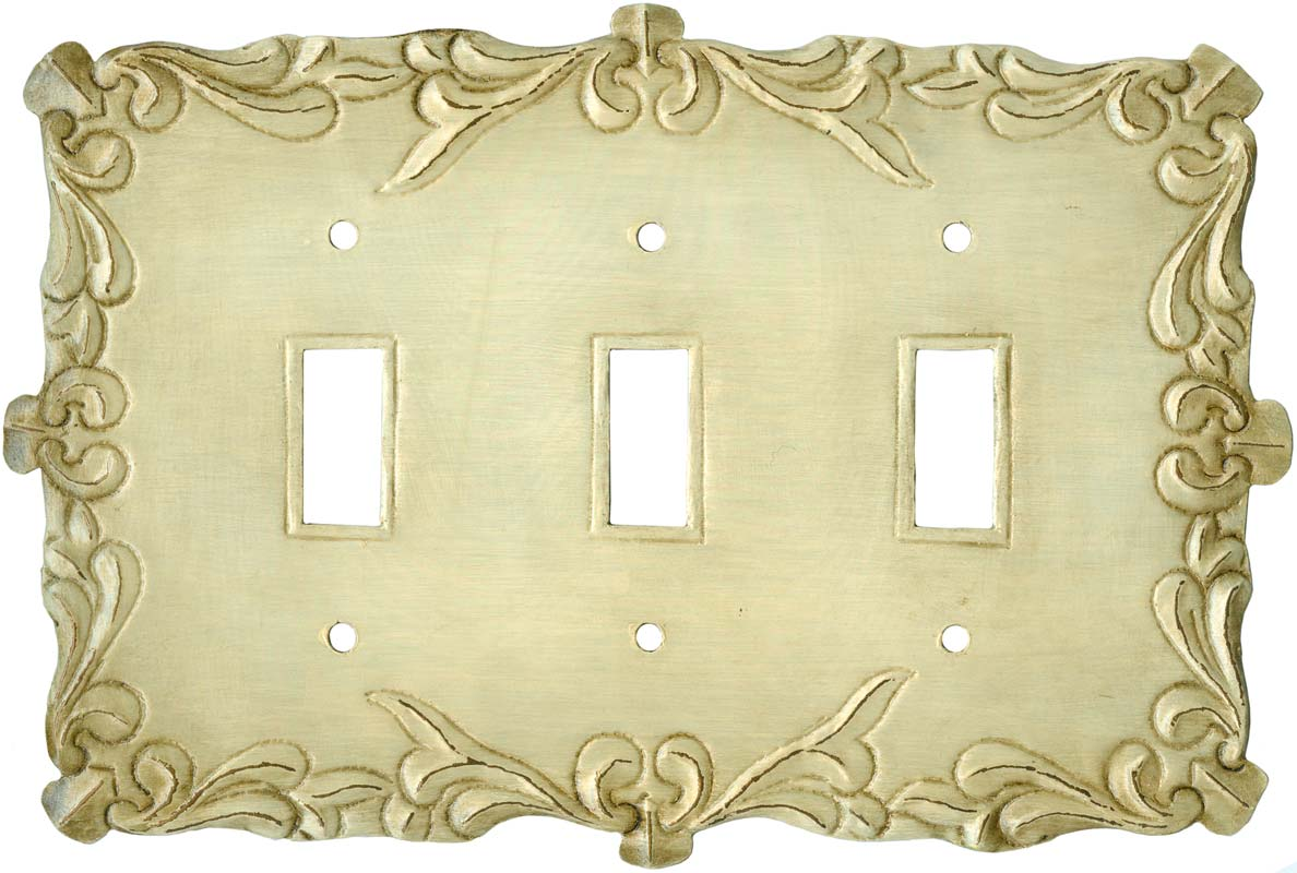 Decorative switch plates decorate your home with textured wall plate