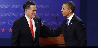 Presidential Debate: Obama and Romney