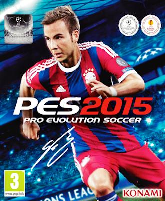 PES 2015 [RELOADED]