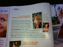 My Little Piece in FITNESS magazine!