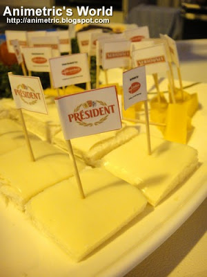 President Cheese at Yummy Eats