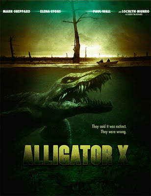 Alligator X (2010) Online