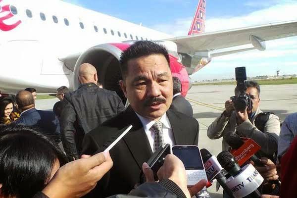 Lion Air Bangun Bandara Internasional dan Pusat Grosir di Lebak Banten