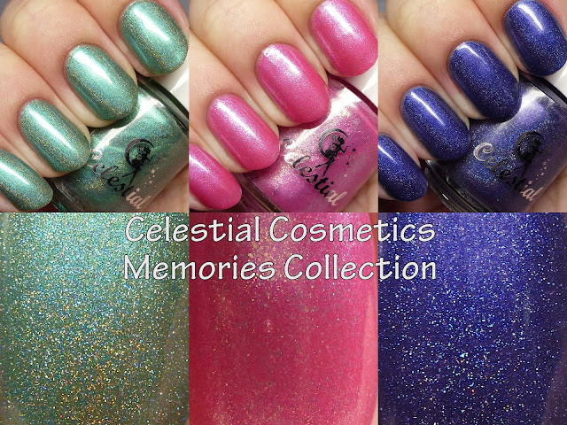 Celestial Cosmetics Memories Collection