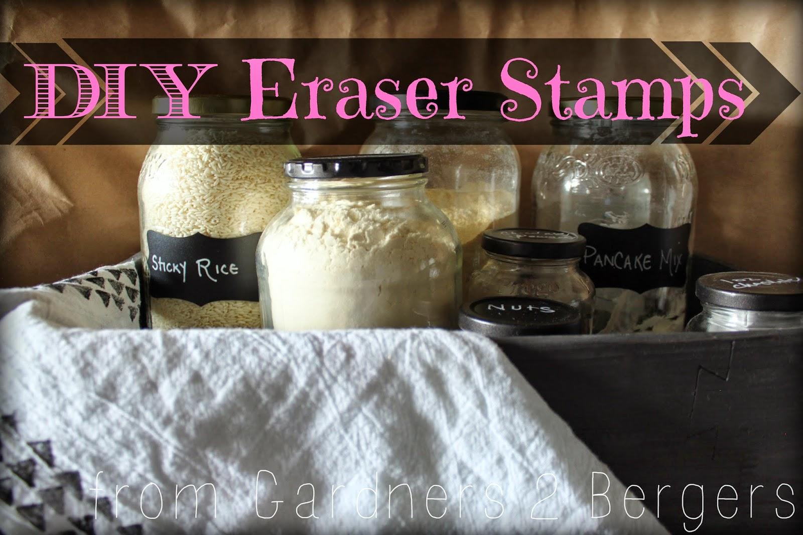 DIY-Number-Two-Eraser-Stamps-for-Fabric-Design