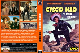 CISCO KID - O XERIFE FINGIDO