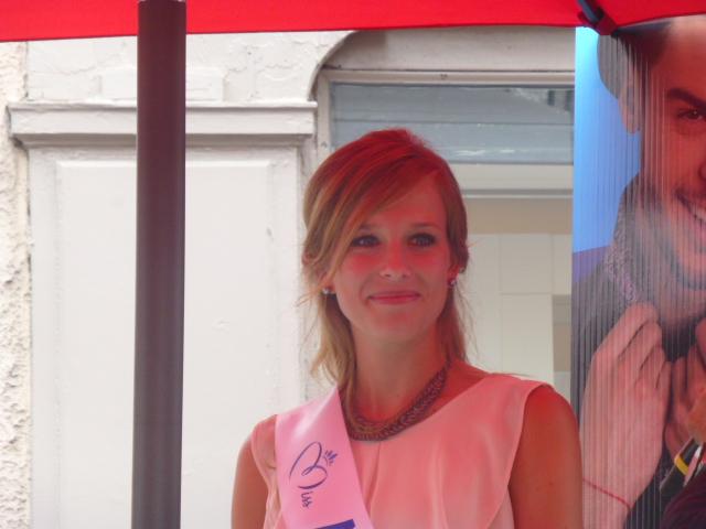 Alyssa Wurtz, miss alsace, 2014