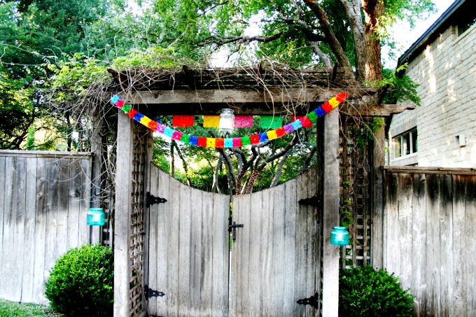 The Holland House: Fiesta Entrance
