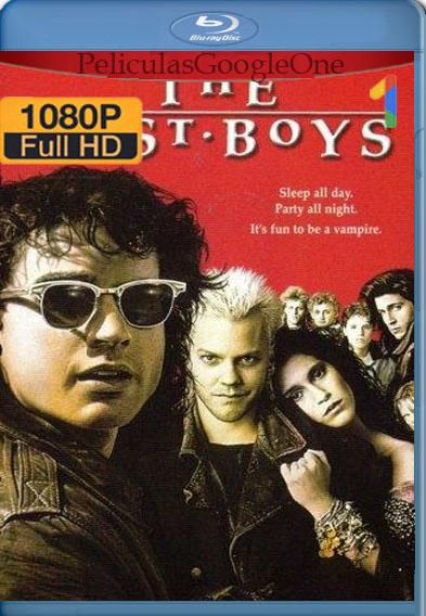 Los muchachos perdidos (1987) BRRip [1080p] [Latino-Castellano] [GoogleDrive]