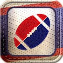 Flick Kick Field Goal Icon Logo